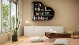 Sádrokartonovými deskami lze kupříkladu jednoduše rozdělit obytný prostor na menší místnosti
