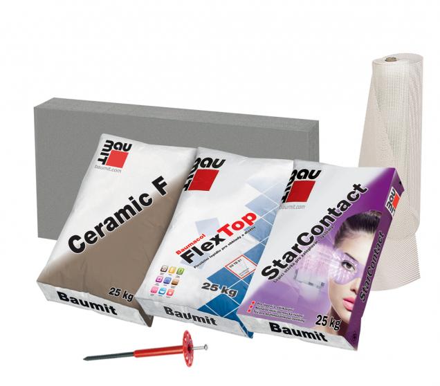 Systém Baumit Ceramic 2020 (Zdroj: Baumit)