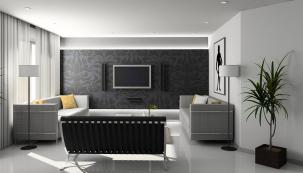 Sádrokartonovým podhledem můžete zlepšit tepelný a akustický komfort u novostaveb i rekonstruovaných bytů (Zdroj: ISOVER)