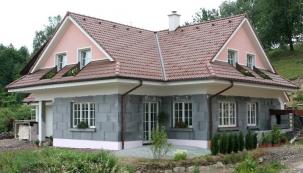Zateplení fasády bez použití kotvení hmoždinkami (Zdroj: Isover)