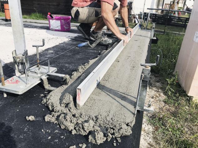 Jak zasejete, tak sklidíte. Přeneseno do stavařiny – jak založíte, tak vyzdíte. Pak už jen samé roviny a kolmice...