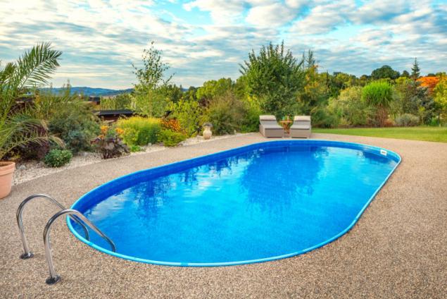 Bazén Ibiza Family - ovál