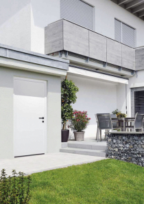 """Okna a dveře patří k tzv. otvorovým výplním. Kromě toho """"vyplňování"""" však umožňují komunikaci a dotváří celkový dojem a architektonické pojetí budovy"""