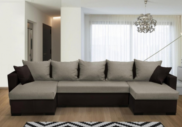 Máte velký obývací pokoj? Pokud ano a k tomu máte více členů rodiny nebo domů často zvete návštěvy, vyberte si z nabídky velkých a pohodlných souprav