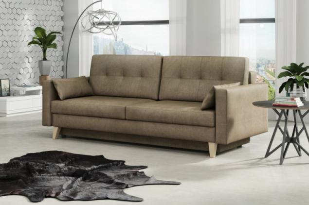 Pohovky a gauče jsou vhodné spíše do malého obývacího pokoje. Jsou ideální pro posezení dvou osob