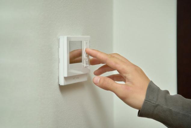 Regulace vytápění kapalným plynem je velmi jednoduchá. Při zapojení chytrých termostatů a podlahového vytápění navíc ušetříte (zdroj: TOMEGAS)