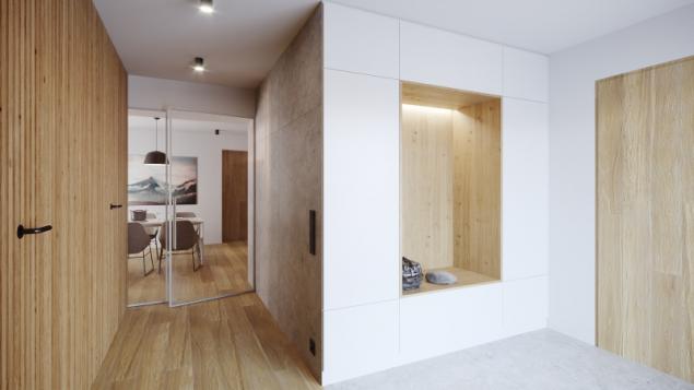 Šumavský interiér (zdroj: Kreatier)
