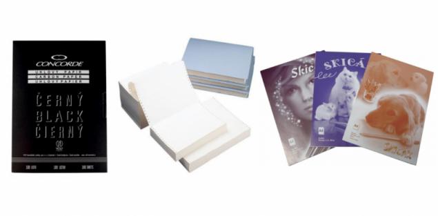 Papíry do tiskárny, pro tvorbu i běžné použití vkanceláři či doma si můžete pořídit vonline papírnictví sdoručením do druhého dne