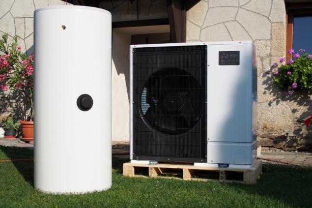 Tepelná čerpadla vzduch/voda značky Mitsubishi spolehlivě zajistí stabilní výkon i v nízkých teplotách až do -15°C (zdroj: Tenaur)