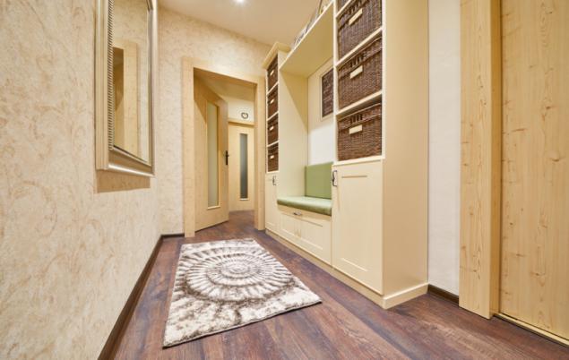 Sen o Provence v panelovém bytě (zdroj: Rossy Design)
