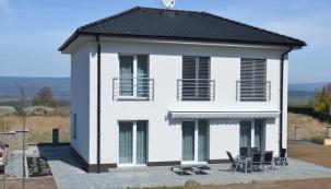 Dům po finálním dokončení