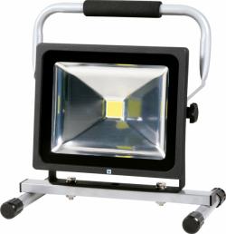 Přenosný pracovní reflektor Lumak Pro 190 (zdroj: Hornbach)