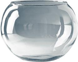 Akvárium v podobě skleněné koule o objemu 8 litrů (zdroj: Hornbach)