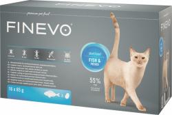 Kapsičky pro kočky FINEVO (zdroj: Hornbach)