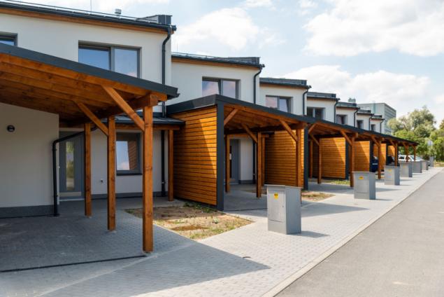 Obytný projekt Harcovna v Rožnově pod Radhoštěm (foto: Jiří Hloušek)