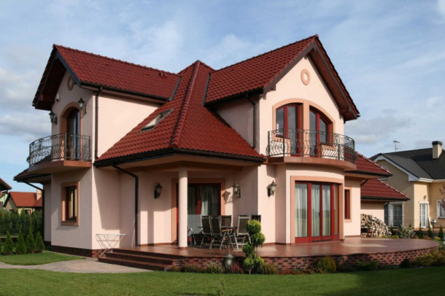 Rodinný dům - ilustrační foto
