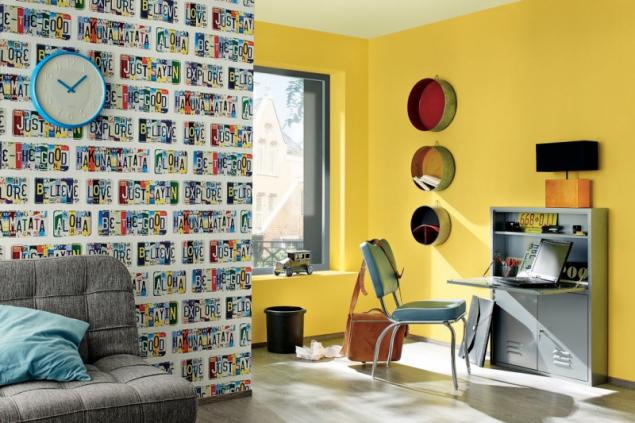 Barva Selection, světlo savany (zdroj: Hornbach)