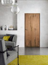 Bezfalcové interiérové dveře SAPELI Elegant 10 – dekor dub sherwood dodají interiéru nádech luxusu (SAPELI)