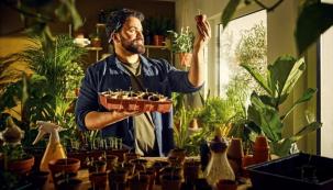 Pěstování bylinek (zdroj: Hornbach)