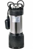 Ponorné čerpadlo BLUE LINE PMC1104P je určeno k odčerpávání čisté nebo mírně znečištěné vody ze studní a jímek, pro zavlažování nebo přečerpávání zásobníků (PUMPA. CZ)