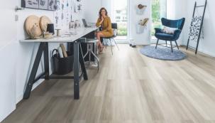 Vinylová podlaha WINEO 400 wood, dekor Eternity Oak Grey (zdroj: KPP)