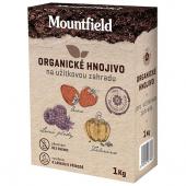 Organické hnojivo, 1 kg (zdroj: Mountfield)