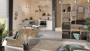 I do menších bytů je zapotřebí dostat alespoň základní prvky pro pohodlné bydlení (zdroj: Hornbach)