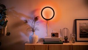 Nástěnné osvětlení Philips Hue (zdroj: Hornbach)