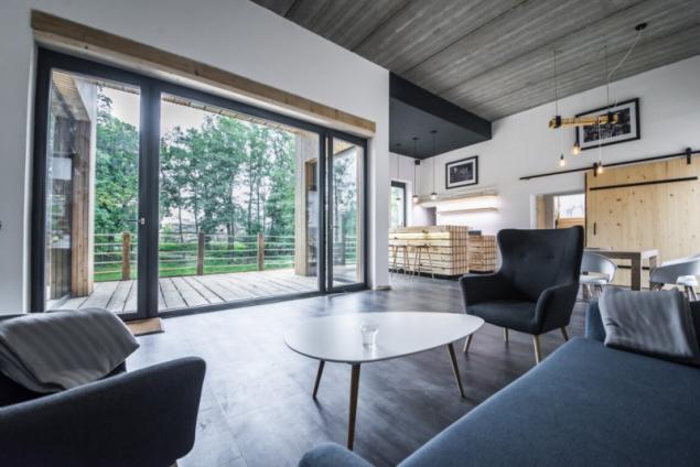 Obývací pokoj (zdroj: Trevor.cz)