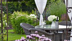 Dobře naplánovaná zahrada obsahuje celou řadu dobrých nápadů, díky kterým se sem budete rádi vracet