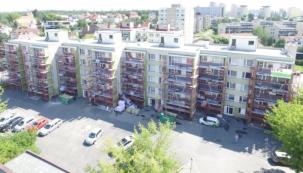 Revitalizace panelového domu (zdroj: IVPS Inženýrská výstavba a pozemní stavby)