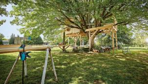 Domek na stromě (zdroj: Hornbach)