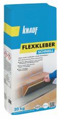 Lepidlo Flexkleber Schnell 20 kg