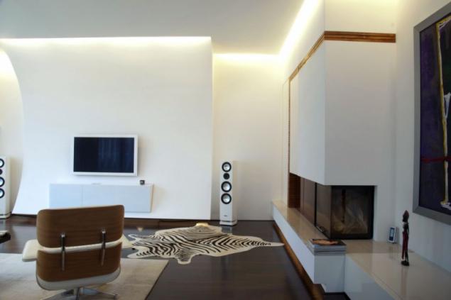 Sádrové omítky jsou vsoučasném stavitelství moderní a žádané (zdroj: Knauf)