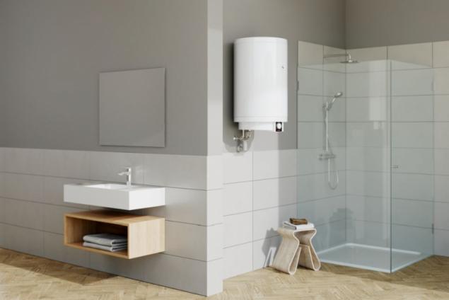 Ohřívač vody by měl být blízko zdroje (zdroj: STIEBEL ELTRON)
