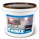 Omítka Cemix MAGIC DECOR STONE