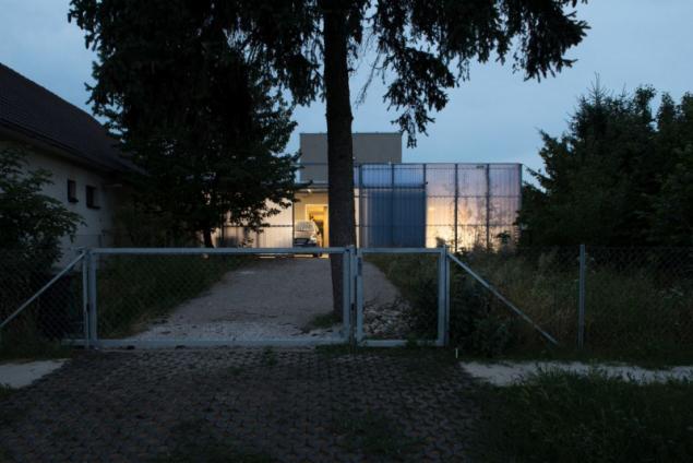 Dům v domě (foto: Daniela Dostálková, zdroj: PLURAL)