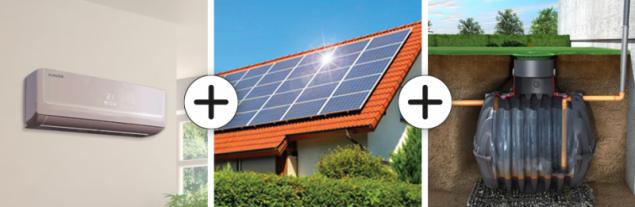 Nová zelená úsporám, ilustrační fotografie (zdroj: DZ Dražice)