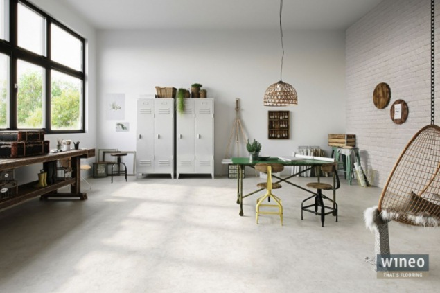 Ekologická podlaha Wineo PURLINE 1200, dekor Introducing-Otto (zdroj: KPP)