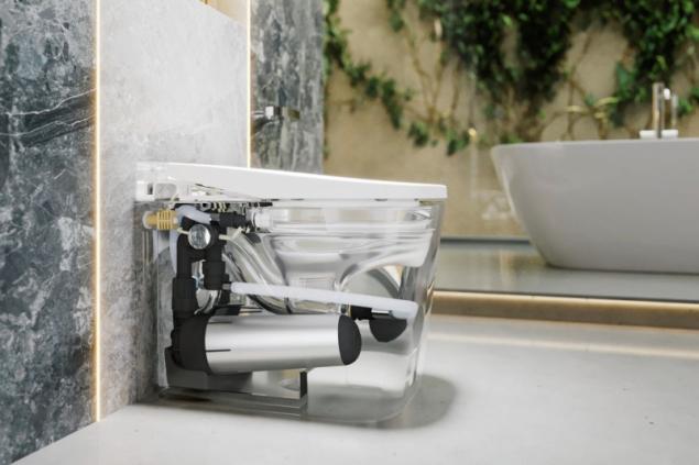 SIKO představuje svůj patent na nejúspornější toaletu