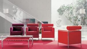 K relaxaci vybavený interiér