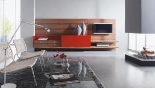 Obývací pokoj bez laciné líbivosti